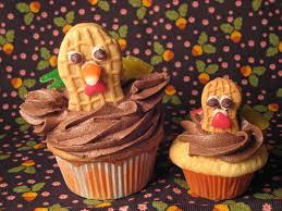 easy adorable thanksgiving cupcake decorating ideas family