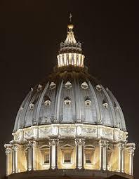 chi ha progettato la cupola di san pietro cupola di san pietro