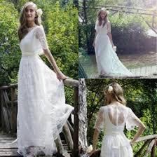 romantic lace cheap winter wedding dresses nz buy new romantic