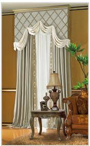 modern window valance pretty modern free shipping coffee chenille modern brief fashion curtain quality