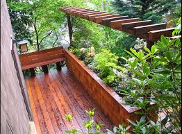 Deck Garden Ideas 13 Best Garden Ideas Images On Pinterest Small Gardens Backyard