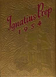 st yearbook 1954 st ignatius high school yearbook online chicago il classmates