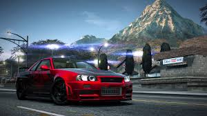 nissan skyline r34 modified image carrelease nissan skyline gt r r34 nismo z tune red