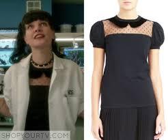 Abby Sciuto Halloween Costume Shop Tv Ncis Season 12 Episode 6 Abby U0027s Black