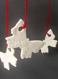 25 unique cold porcelain ornaments ideas on clay
