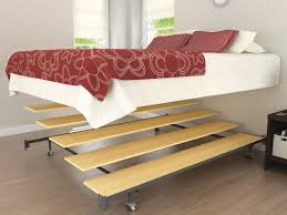 loft bed elevated platform beds and lofts pictures tall frame