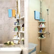 White Bathroom Corner Shelf Unit Bathroom Bathroom Corner Shelf Magnificent Jj Large Multi White