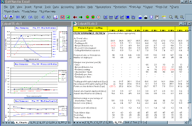 Financial Analysis Excel Template Screen Business Plan Software Template Financial