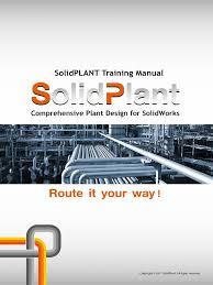 solidplant training manual pdf pipe fluid conveyance