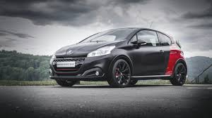 peugeot 208 2016 newmotoring the peugeot 208 gti by peugeot sport has a real charm