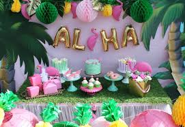 luau party ideas let s flamingle luau summer party ideas s party
