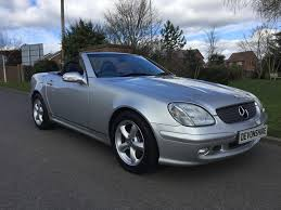 used mercedes convertible used 2001 mercedes benz slk 320 v6 for sale in pevensey east