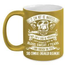 Cool Cup by 3rd Combat Engineer Regiment Coffee Mug Cool Engineers Coffee Cup