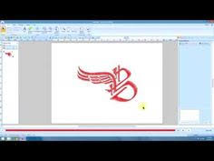 pe design bes4 feature split letter designs embroidery
