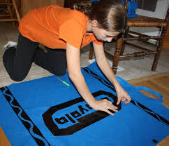 blue crayon halloween costume how to make a crayon costume stacy loves