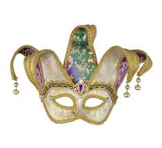 mardi gras masks f62697 color changing mardi gras jester mask clothing