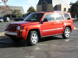 red jeep liberty 2010 2010 jeep patriot a true off road vehicle fuel effecient and