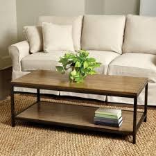 Durham Rectangular Coffee Table Ballard Designs - Interior design coffee tables