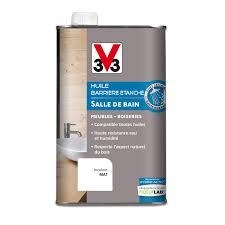 v33 cuisine et bain huile cuisine et bain hydro activ v33 0 5 l teck leroy merlin