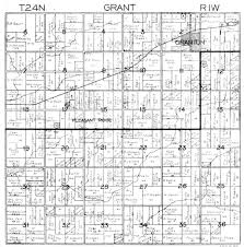 index for grant township plat maps