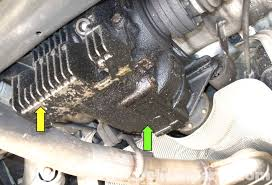bmw e60 5 series rear differential fluid replacement 2003 2010