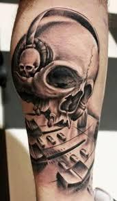 idea for half sleeve drawing great tattoos skull design