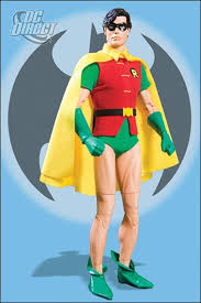 dc direct deluxe collector figures robin classic jan 2008