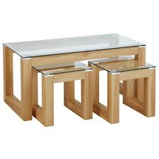 Coffee Tables Argos Buy Hygena Cubic Coffee Table Set With 2 Side Tables At Argos Co