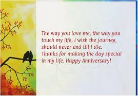 wedding quotes husband to happy wedding anniversary quotes for husband from for him