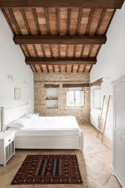 Tuscan Style Flooring An Old Building In Tuscany Gets A Contemporary Interior Contemporist