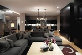Home Interior Idea Interior Home Living Bright Modern Room Affordable Design Ideas