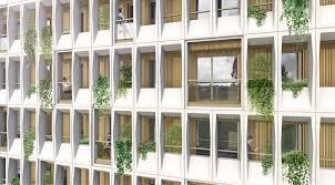 bureau logement 90 logements et bureaux charenton le pont moatti rivière