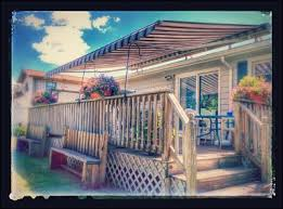 deck awnings and shading coverage for decks in southeastern