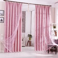 Insulated Thermal Curtains Impressive Thick Thermal Curtains Decorating With Pink Polyester Thermal Blackout Insulated Curtains No Sheer Pieces Jpg