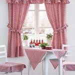 Cherry Kitchen Curtains Cherry Kitchen Curtains Red And White