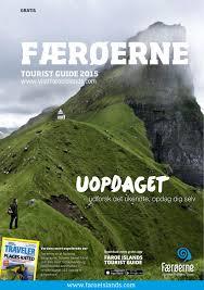 G Stige L K Hen Færøernes Turist Guide 2015 By Sansir A S Issuu