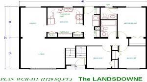 house plans for 1200 square feet floor plans under square feet rectangular open ranch modern house