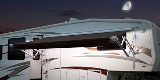 Rv Retractable Awnings Carefree Sr0113 Led Rv Awning Light Kit White 16ft