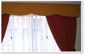cenefas de tela para cortinas cenefas techos fotos presupuesto e imagenes