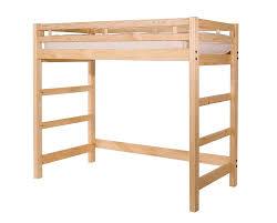 wood loft bed u2014 loft bed design how to make wood loft bed