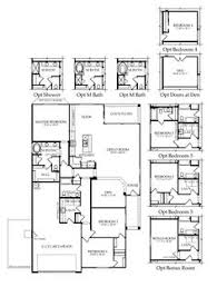 this highly customizable floor plan from pulte will surely fit