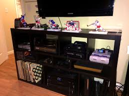 tv stands awful tv stand for game consoles photos ideas console