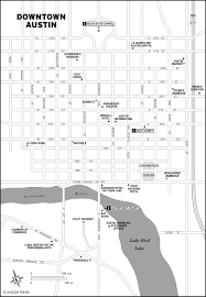Austin Texas Map by Austin Texas Tourist Map Austin Tx U2022 Mappery