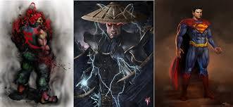 Kratos Halloween Costume Akuma Raiden Supes Death Kratos Raiden Battles Comic Vine