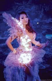 jellyfish dress yaya han