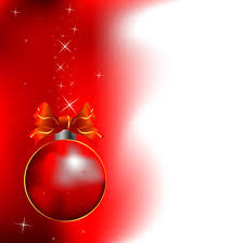 red christmas background 123freevectors