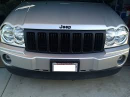 2007 jeep grand grille pcromwell 2007 jeep grand specs photos modification