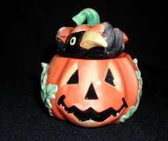 halloween candy dishes and bowls