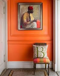 Orange Paint by Sheila Bridges A Bald Mermaid U0026 Design Hero Bridges Orange