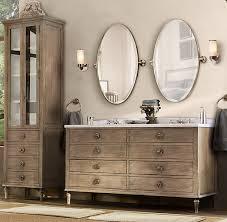 Restoration Hardware Bathroom Cabinet by Rh U0027s Maison Tall Bath Cabinet Iinspired By Late 18th Century